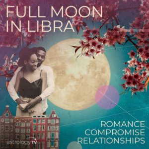 Full Moon in Libra:A Quest for Harmony