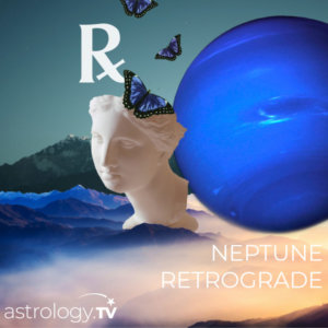 Neptune Retrograde in Pisces:Seeking the Divine Spark Within