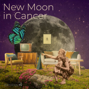 New Moon in Cancer:Cardinal Caution