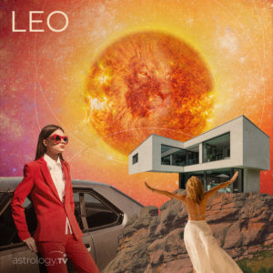 Sun in Leo:Claiming the Throne