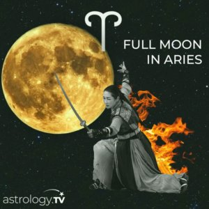 Full Moon in Aries:Victory is Imminent